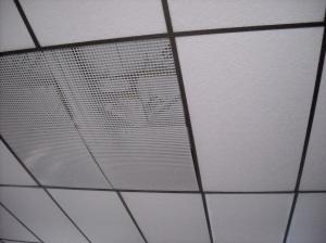 Faux ceiling