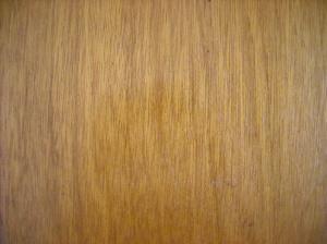 Hollow wood door